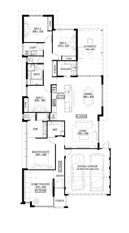 The Ritson Floor Plan