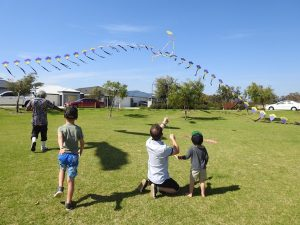 2019 Community Kite Festival Baldivis Flying Kites